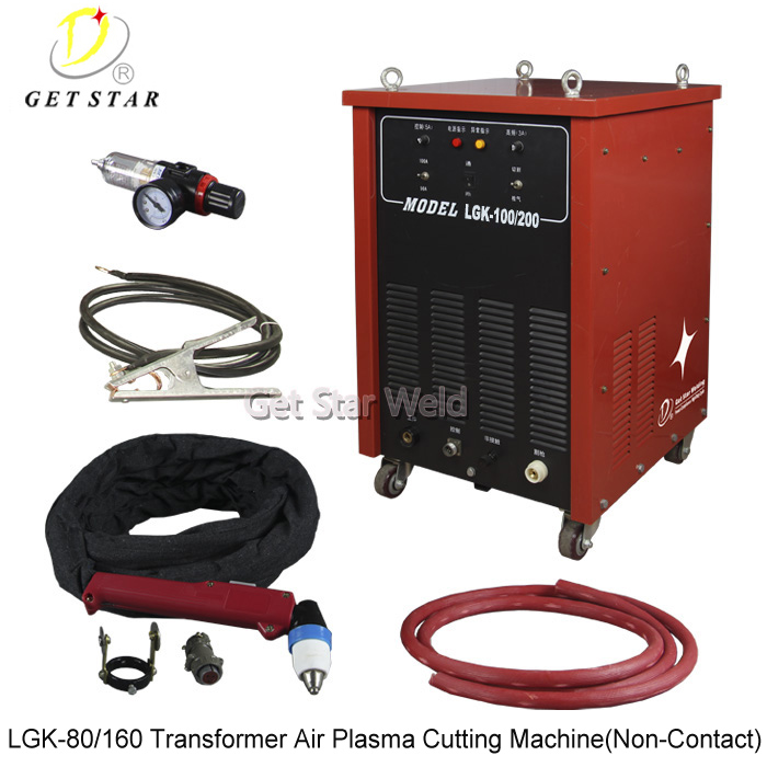IGBT Inverter air plasma cutter 100A air plasma cutting machine/LGK-100A plasma cutting machine