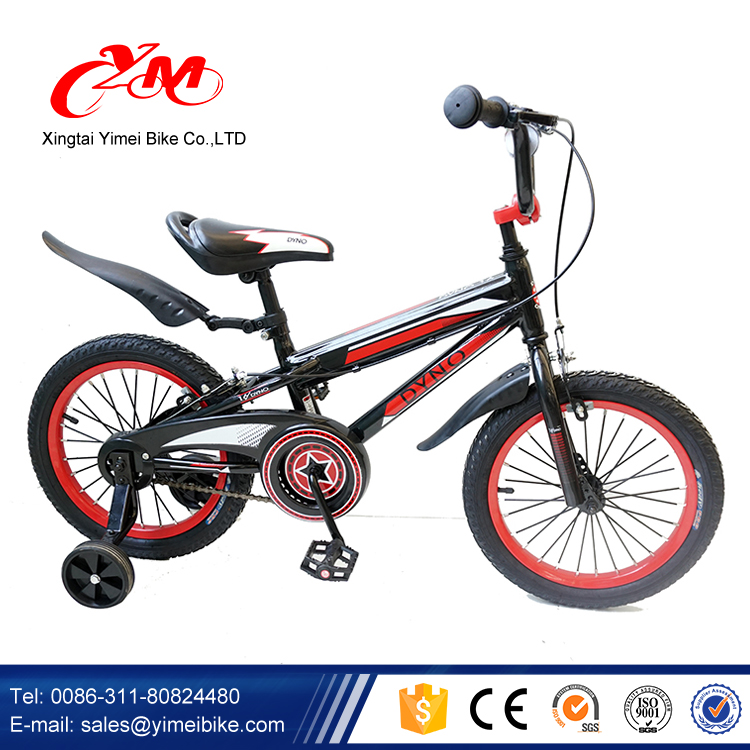 Black cruiser style kids bike boys freestyle children bike/chopper bikes for kids