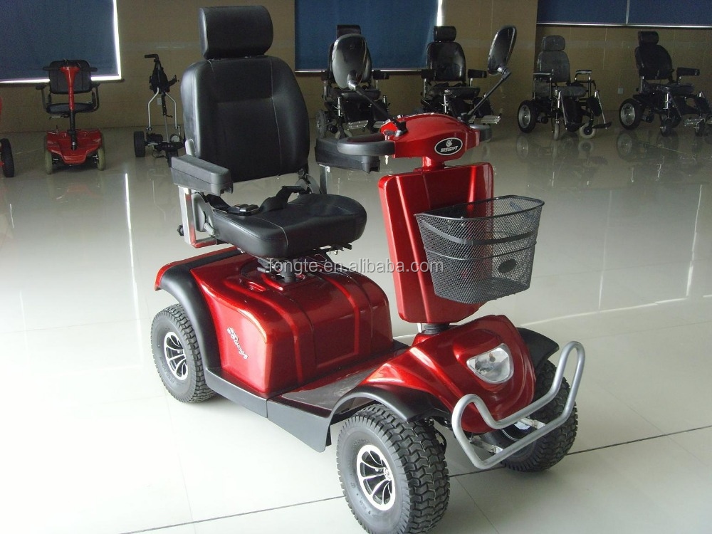 2016 CHINA design handicapped people electric drive mobility scooter