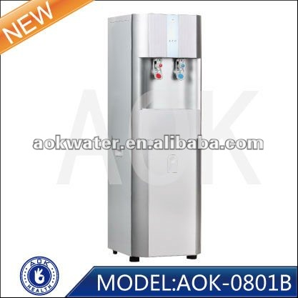 Make hot and cold water filter machine water cooling/cooler system