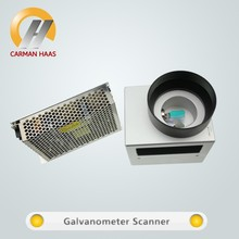10mm laser apeature digital laser scan head Galvo for laser marking
