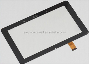 Original New 9'' Tablet Touch Screen, Digitizer, Panel, LCD Glass, Display Replacement For Orro N920 TV GPS