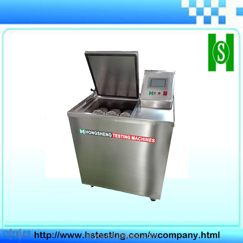 Textile color washable fastness testing equipment and tester