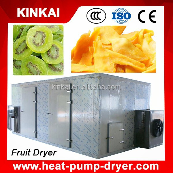 Dryer Type Equipment For Drying Fruits and Vegetables