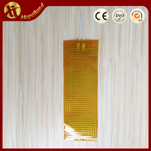 12V PI kapton car mirror film heater
