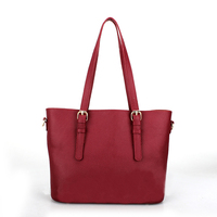 Make your own genuine leather handbag at low price reversible tote bag lady leather handbags Thailand hot selling