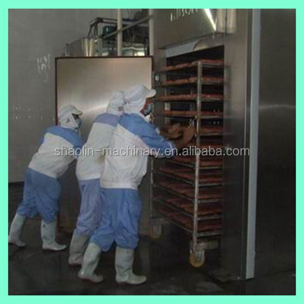 Industrial stainless steel sausage smokehouse with best quality and service