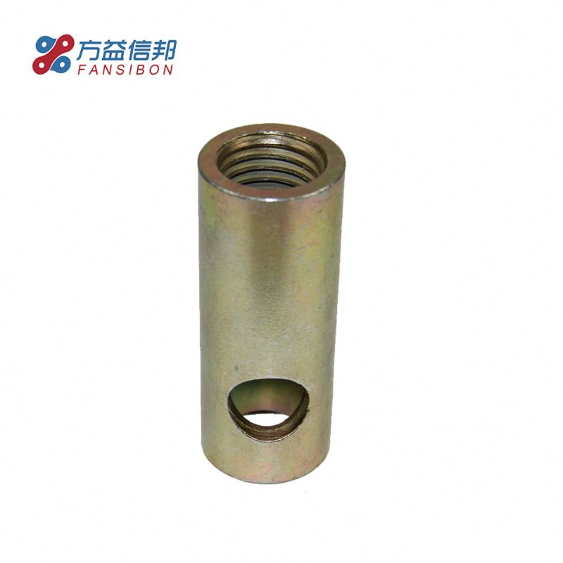 precast concrete fixing solid rod lifting socket with lifting loop for construction