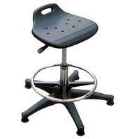 Commercial Adjustable Swivel Bar Stool Lab Equipment