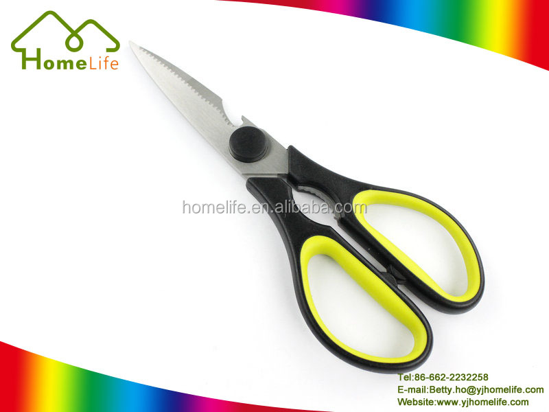 Kitchen Tools Multi-purpose stainless steel multi function kitchen shear scissors