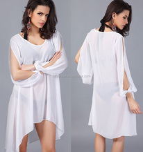 One Size Fits All Summer Dresses For Beach Wear Coverup