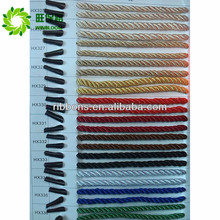 twisted rope 16-strand diamond braided nylon twine in EXW price