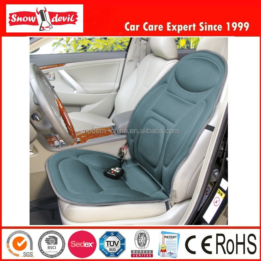 popular car massage heated seat cushion