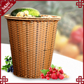 Guangxi factory fancy 2 tier food basket supermarket fruit stand rack