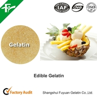 GELATIN FOR PROTEIN ENRICHMENT PRODUCTS IN CEREAL BAR