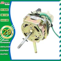 fan parts type 220v 50hz 100% copper wire wall fan motor
