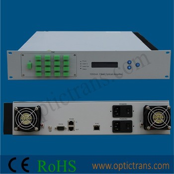 High Power Fiber Optical Amplifier/EDFA (OPA-1550H)