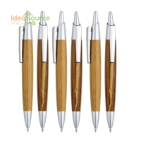 Cheap Wooden Big Ballpoint Pen Refill High Quality