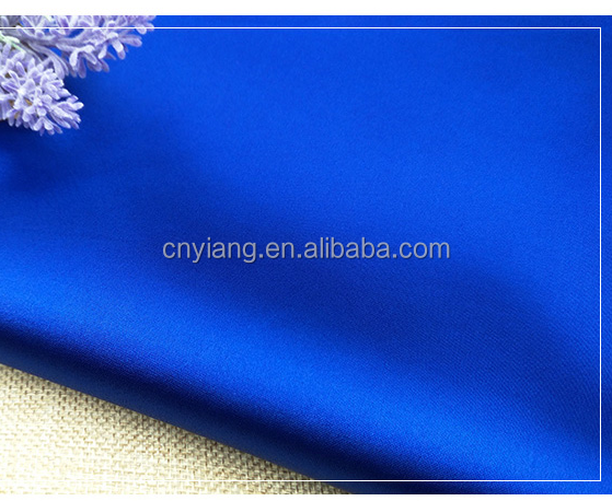Factory direct trade assurance colorful cheap new style printed 100% polyester stretch satin fabric