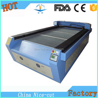 NC-1325 co2 laser machinery 1300*2500mm china acrylic sheet cutting machine