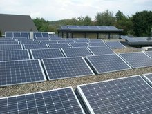 Whole high power 3KW on grid solar system for home appliances