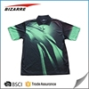 Custom printing dye sublimated dri fit shirts wholesale
