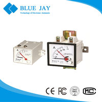 90 degree Explosion-Proof Meters 50 HZ,60 HZ or 400 HZ analog ammeter 10 v panel meter