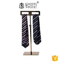 modern ties display racks In shop
