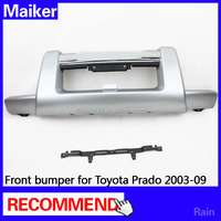 front bumper for Toyota Prado FJ120 SUV auto parts 4x4 accessories