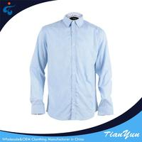 China custom Wholesale winter eco-friendly men's business shirts