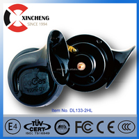 dual-tone sounds electric car horn factory