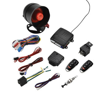 Factory direct supply one way car alarm system