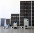Multifunction solar energy system for indoor lighting