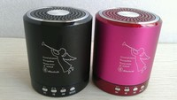 Wholesale price strong bass bluetooth speaker advertising gadget