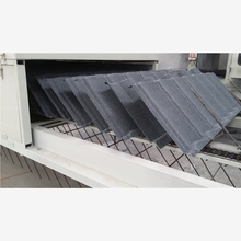 high quality stone coated metal roofing tiles for house newly molding