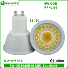 3 years warranty Chinese high CRI>95 sharp COB GU10 LED