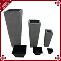 Cheap plastic flower pots wholesale for garden and office