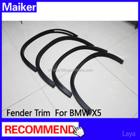 auto parts trim for BMW X5 F15 accessories fender trim auto accessories