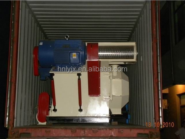 multi-functional animal feed processing machine
