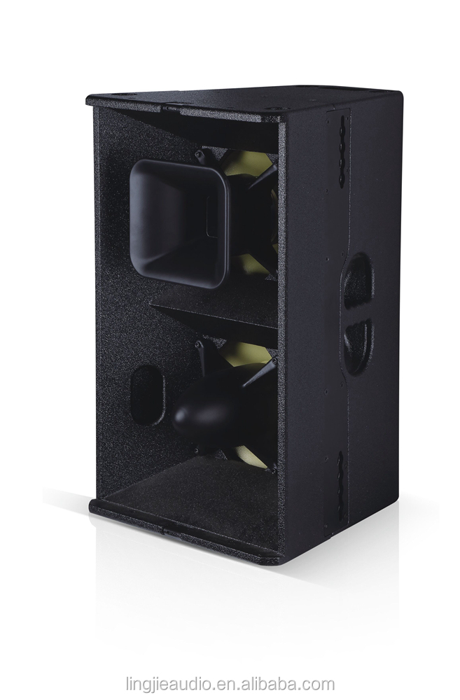 TRS T-24 B-21 dual 12-inch line array speaker powerful outdoor speaker with subwoofer