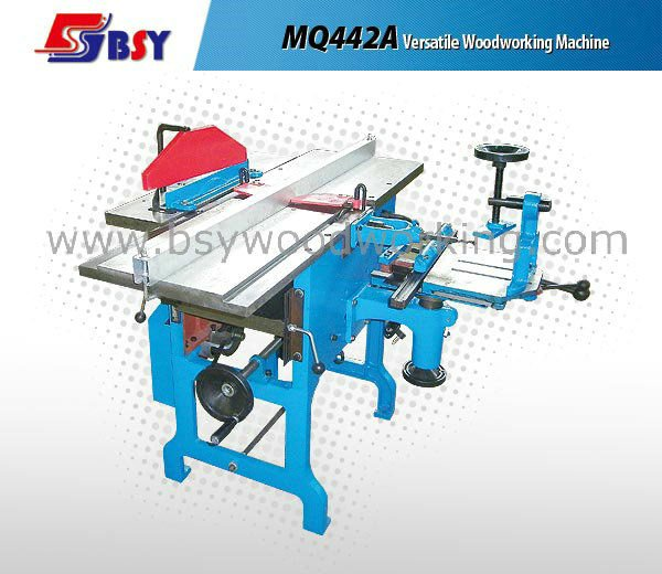 MQ442A combined woodworking machine