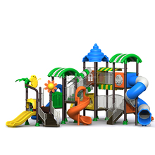 Children Garden Play Area Safe Outdoor Fitness Playground For Sale