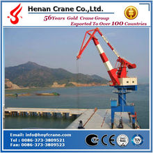 High quality & low price 25t portal crane