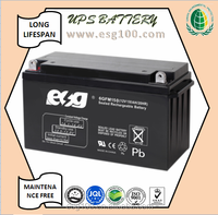 Green And Environment Protection maintenance free dry 12V 150Ah ups Battery