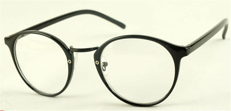 Fashionable new models eyewear retro cat eye glasses frame optical myopia reading glasses frame
