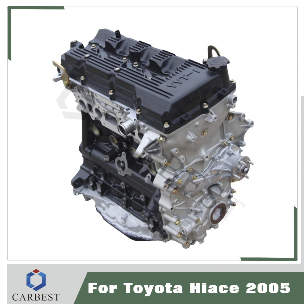 High Quality 2TR complete engine for Hiace