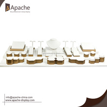 fasion jewelry display sets/custom jewelry counter display set