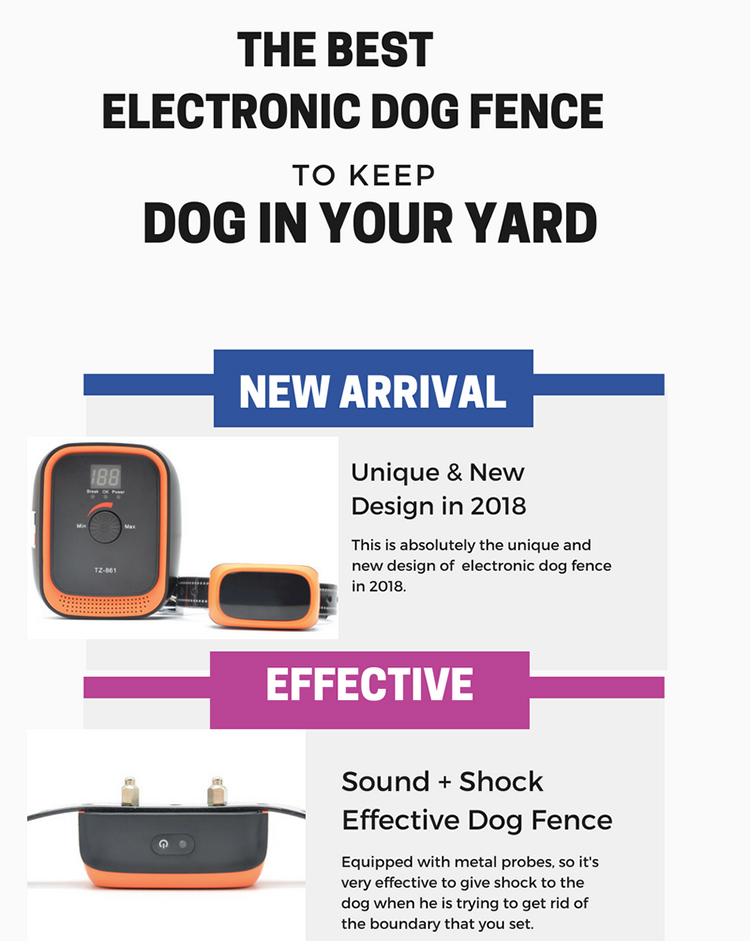 Outdoor Waterproof Rechargeable Electric Security Fence System