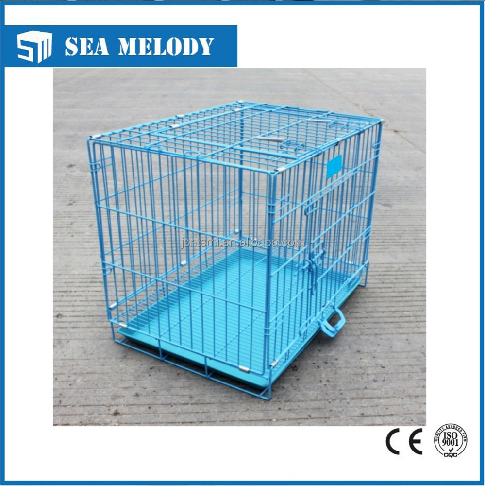foldable pet dog cages