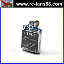 New FT952 5.8ghz 200mw 32 channels Mini FPV Racing Video Transmitter small Quadcopter FT952